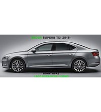 SKODA SUPERB 1.6CC TDI 2015-