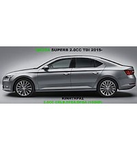SKODA SUPERB 2.0CC TDI 2015-